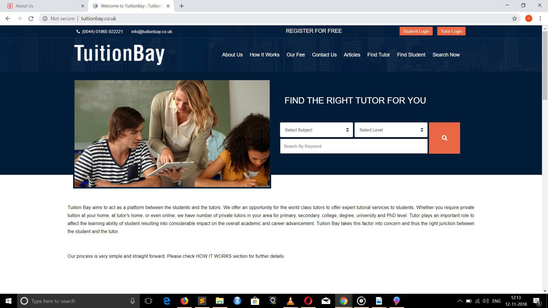 Tuitionbay